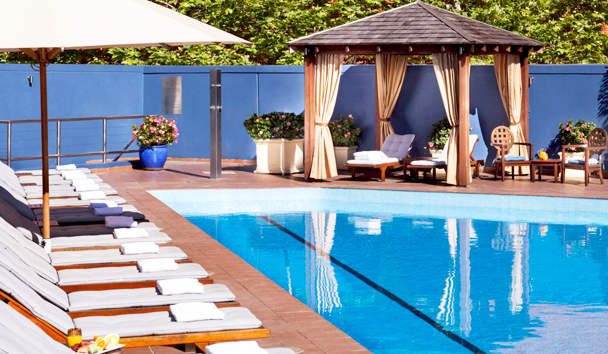 Four Seasons Hotel Sydney: Swimming Pool