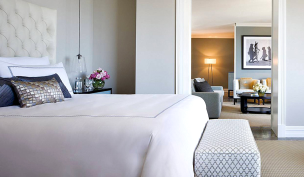 Four Seasons Hotel Sydney: Royal Suite