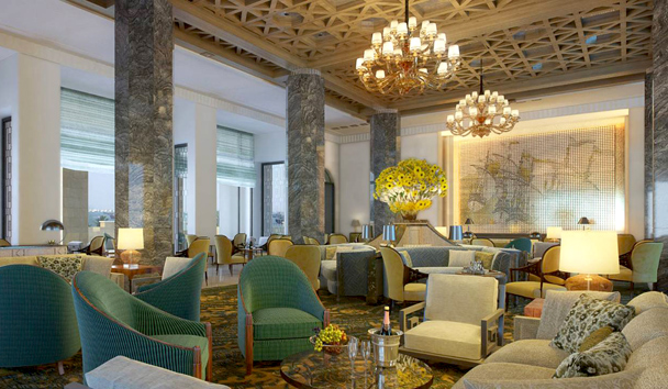 Four Seasons Resort Dubai At Jumeirah Beach: Shai Salon Lounge