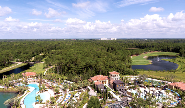 Four Seasons Resort Orlando at Walt Disney World® Resort: View of Surroundings