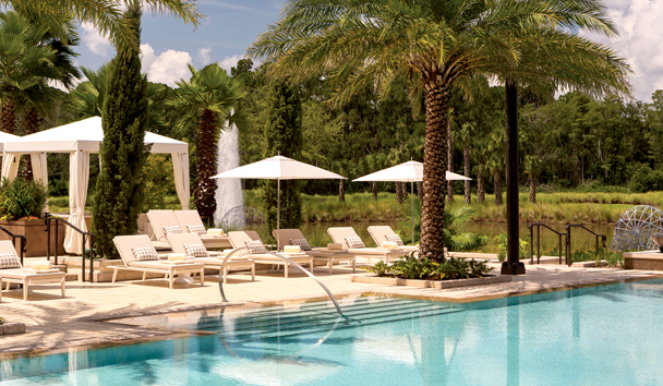 Four Seasons Resort Orlando at Walt Disney World® Resort: Outdoor Pool