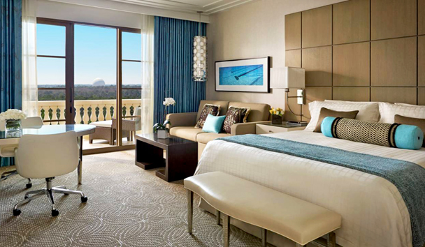 Four Seasons Resort Orlando at Walt Disney World® Resort: Park View Room
