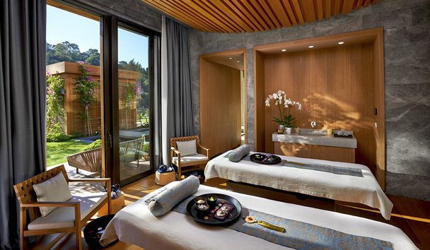 Mandarin Oriental, Bodrum: Spa - Couples' Suite
