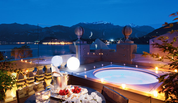 Grand Hotel Tremezzo: Rooftop Corner Suite