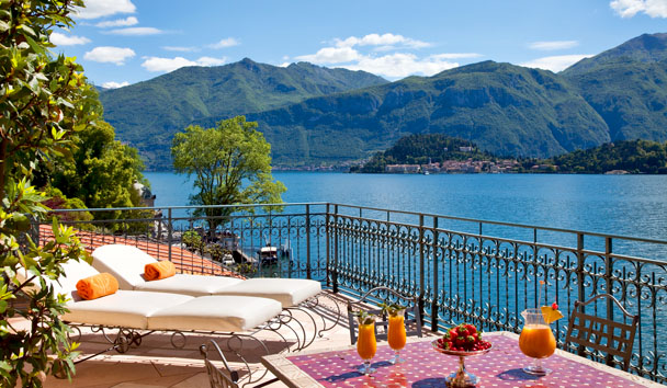 Grand Hotel Tremezzo: Suite Greta - Two Bedroom