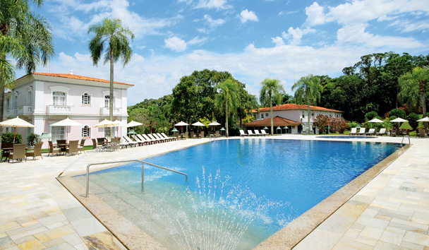 Belmond Hotel Das Cataratas: Swimming Pool
