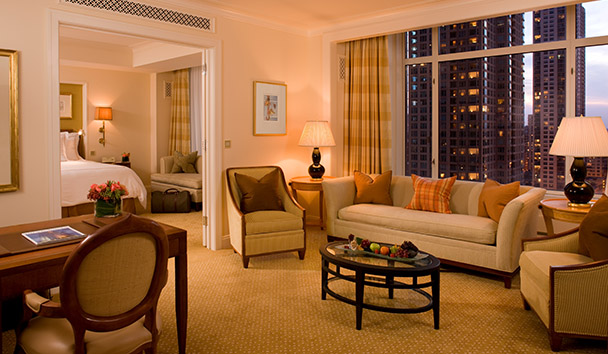 The Peninsula, Chicago: Deluxe Suite