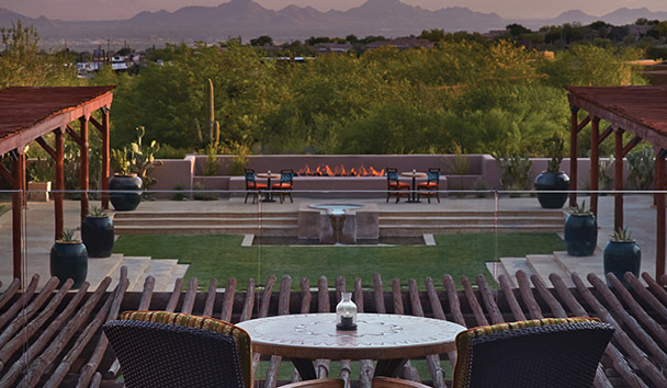 Four Seasons Resort Scottsdale at Troon North: Onyx Bar & Lounge
