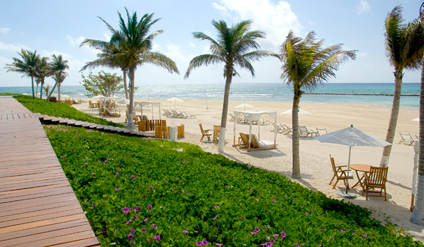 Grand Velas Riviera Maya: Beach