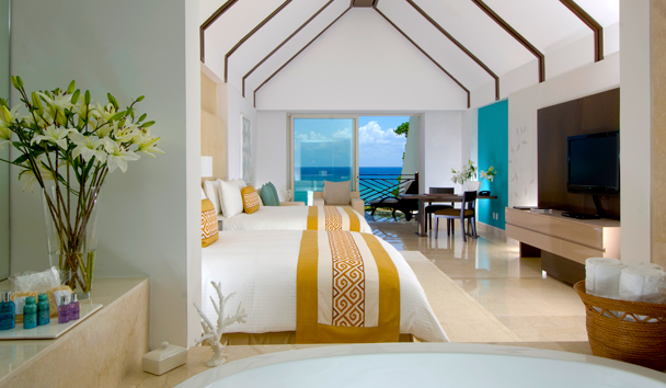 Grand Velas Riviera Maya: Grand Class Queen Suite