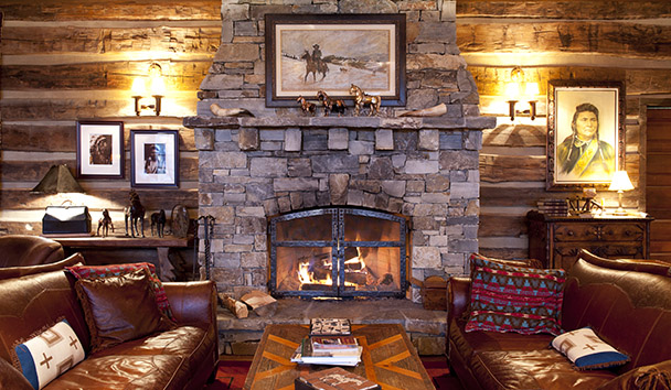 The Ranch At Rock Creek: Main Lounge