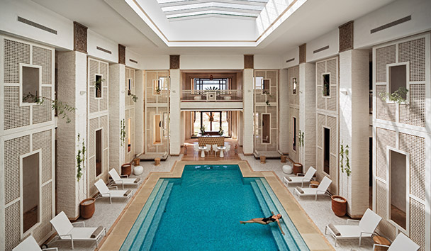 Fairmont Royal Palm Marrakech: Spa By Clarins