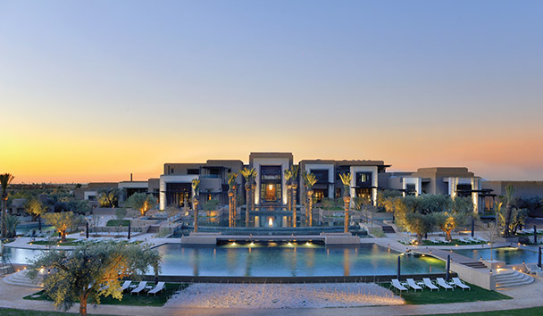 Royal Palm Beachcomber Luxury Marrakech, Morocco
