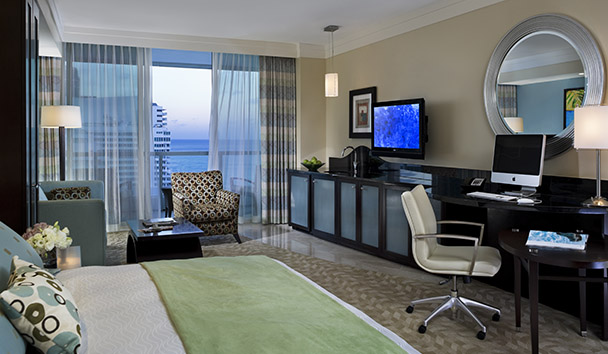 Sorrento Oceanview Junior Suite