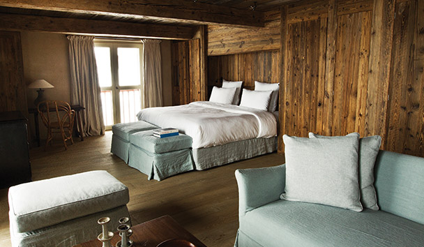 Le Chalet Zannier: Junior Suite