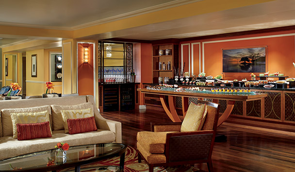 The Ritz-Carlton Key Biscayne, Miami: Club Lounge