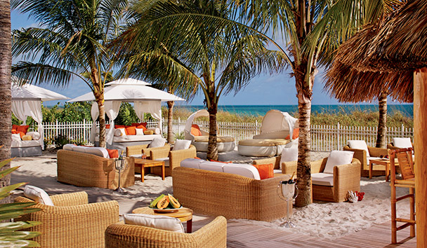 The Ritz-Carlton Key Biscayne, Miami: Dune Oceanfront Burger Lounge