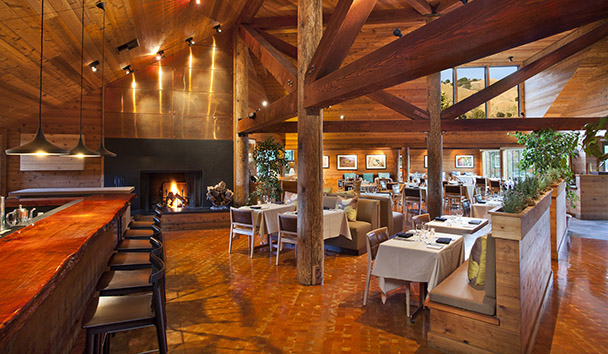 Ventana Big Sur: The Restaurant at Ventana