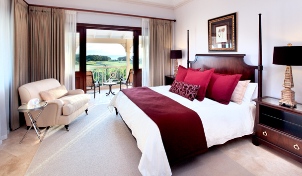 The Westerings at Royal Westmoreland: Double Bedroom