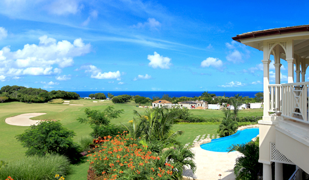 The Westerings at Royal Westmoreland: Villa View