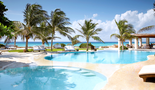 Viceroy, Riviera Maya: Swimming Pools