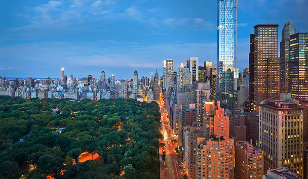 Mandarin Oriental, New York: View of Central Park