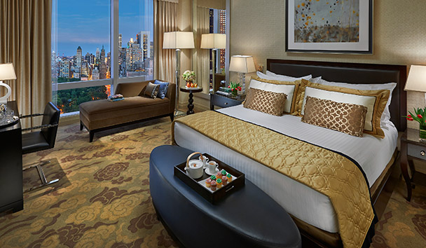 Mandarin Oriental, New York: Premier Central Park View Room