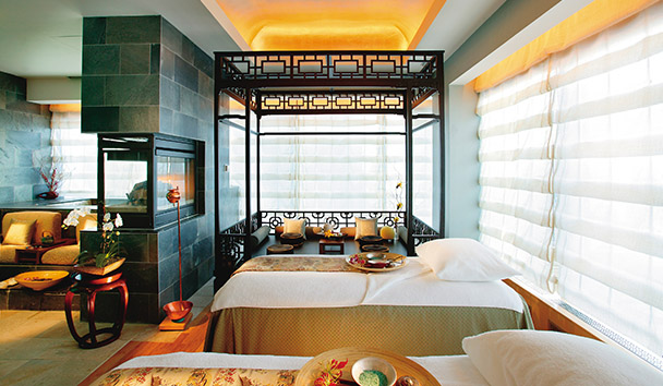 Mandarin Oriental, New York: VIP Spa Suite