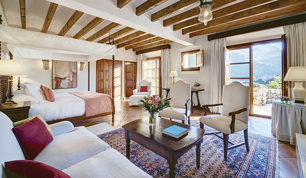 Belmond La Residencia: Executive Junior Suite