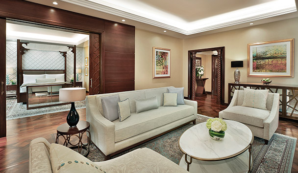 The Ritz-Carlton, Dubai: Emirates Suite