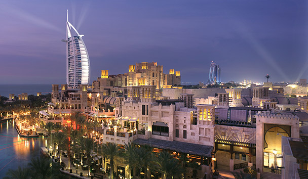 Jumeirah Dar Al Masyaf: Resort View