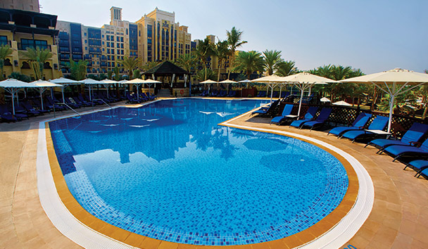 Madinat Jumeirah - Mina A' Salam: Swimming Pool