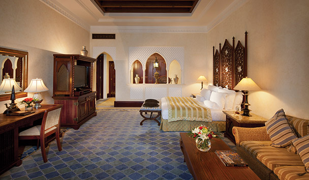 Jumeirah Mina A' Salam: Royal Suite