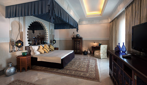 Jumeirah Al Qasr: Superior Junior Ocean Suite