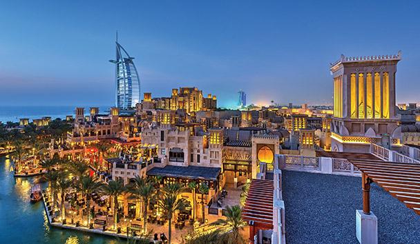 ... Madinat Jumeirah - Al Qasr Exterior View ... & Madinat Jumeirah - Al Qasr | Dubai | Elegant Resorts
