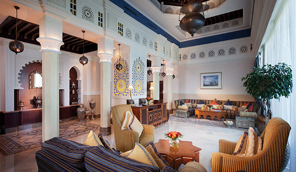 Jumeirah Al Qasr: Royal Suite