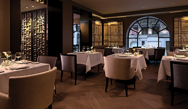 The Peninsula New York: Clement - Book Room