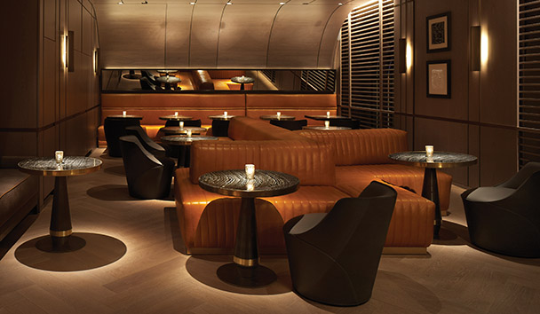 The Peninsula New York: Bar at Clement