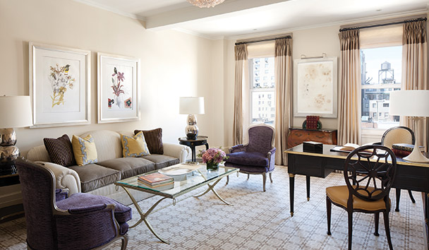 The Carlyle, A Rosewood Hotel: Deluxe Suite