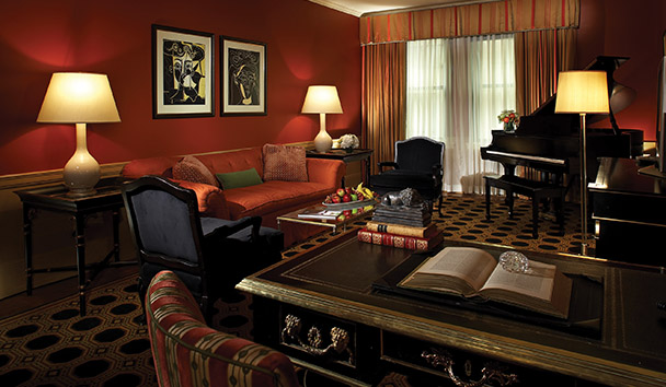 The Carlyle, A Rosewood Hotel: Premier Suite