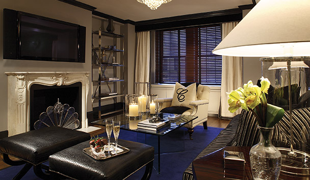 The Carlyle, A Rosewood Hotel: Carlyle Suite