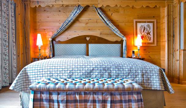 Riffelalp Resort 2222m: Nostalgie Double Room