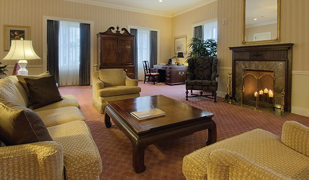 Fairmont Olympic Hotel: Cascade Suite