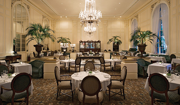 Fairmont Olympic Hotel, Seattle: The Georgian