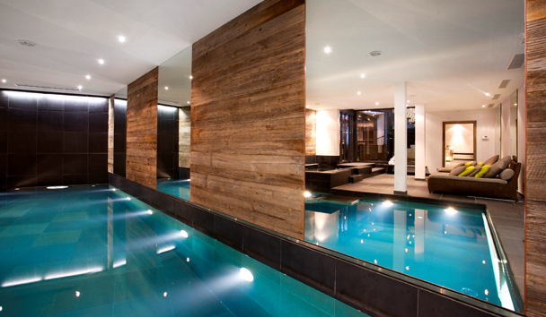 The Lodge At Verbier: Indoor Pool