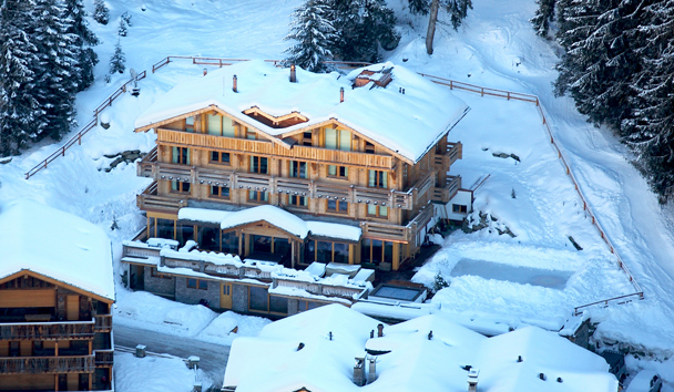 The Lodge At Verbier: Lodge Exterior