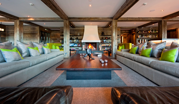 The Lodge At Verbier: Main Lounge