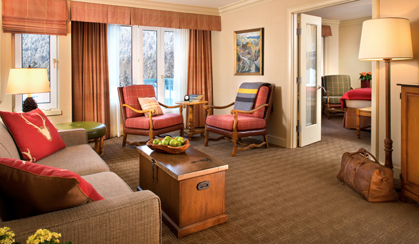 Fairmont Chateau Whistler: Mountain Suite
