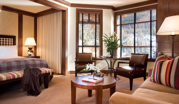 Four Seasons Resort Whistler & Residences: Premier Room