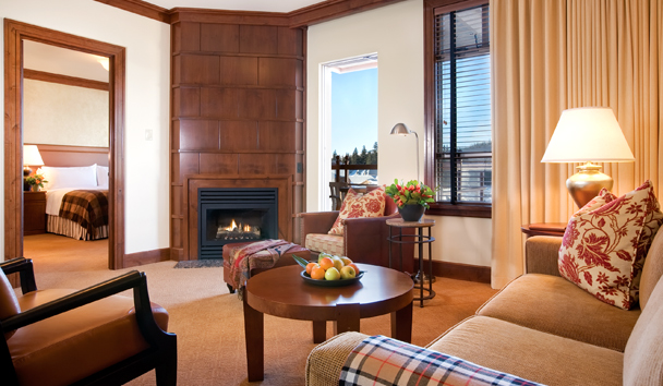Four Seasons Resort Whistler & Residences: Four Seasons Deluxe Executive Suite